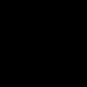 The Cedar - Logo Black 250
